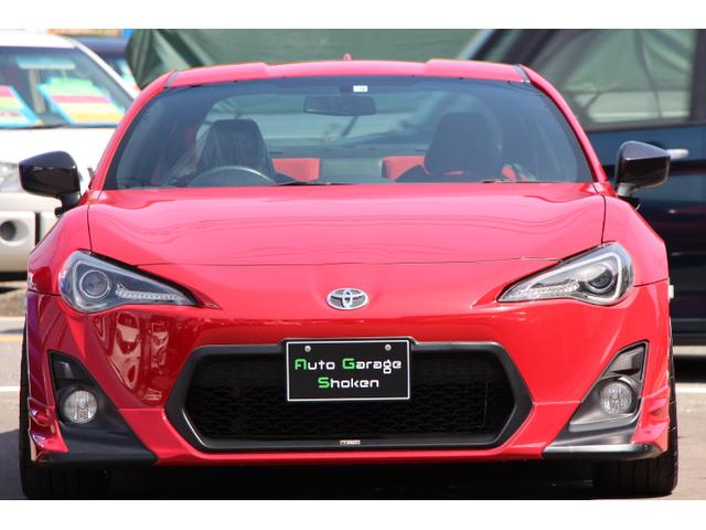 GTリミテッド TRDエアロ TRDマフラー HKS車高調 ワーク18AW 社外ヘッドライト 社外テールランプ ケンウッドSDナビ フルセグ Bluetooth対応 DVD再生可(7枚目)