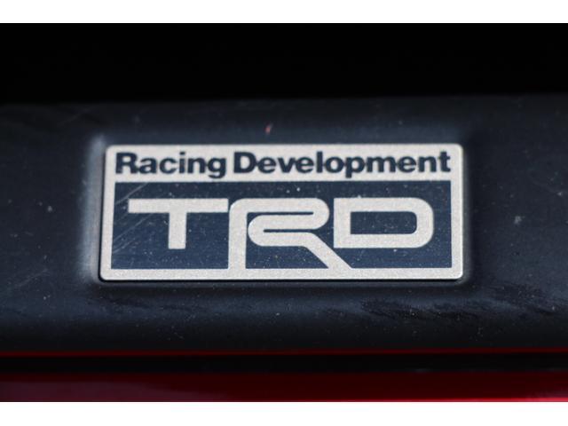 GTリミテッド TRDエアロ TRDマフラー HKS車高調 ワーク18AW 社外ヘッドライト 社外テールランプ ケンウッドSDナビ フルセグ Bluetooth対応 DVD再生可(22枚目)