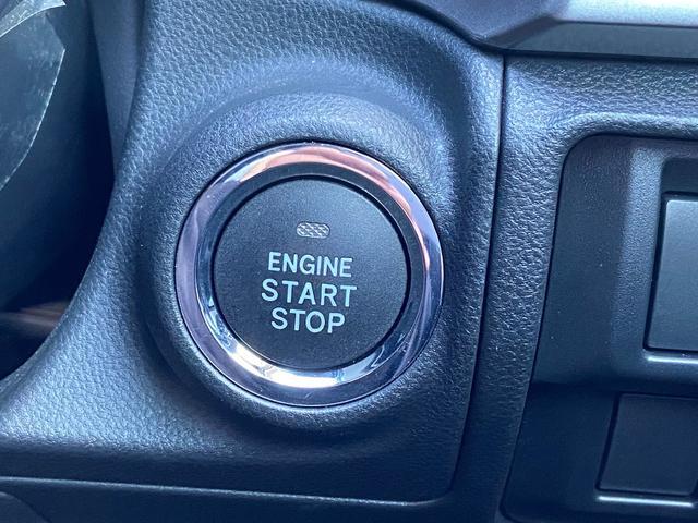 エンジンはボタンを押すだけ!!