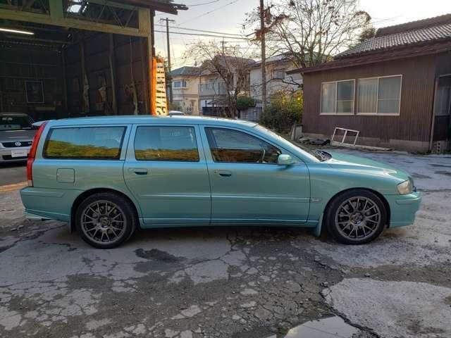 「ボルボ」「V70」「ステーションワゴン」「福岡県」の中古車5