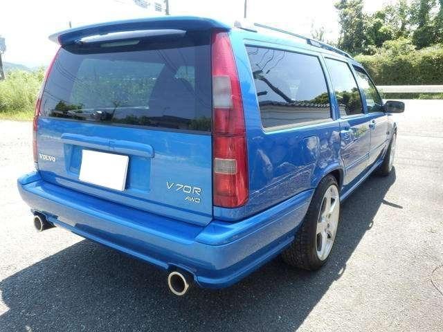 「ボルボ」「V70」「ステーションワゴン」「福岡県」の中古車4