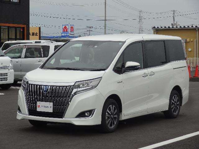 トヨタ GiプレミアムPKG 登録済未使用車 新品ナビ付