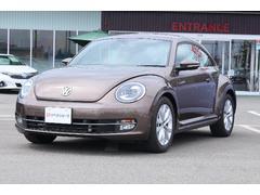 VW ザ・ビートル1.2 デザイン レザーPKG HIDライト オ−トライト