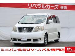 アルファードG4WD MS 純正DVDナビ Lオートスライド