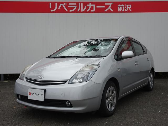 トヨタ プリウス S 10thアニバーサリーED 純正HDDナビ ワ
