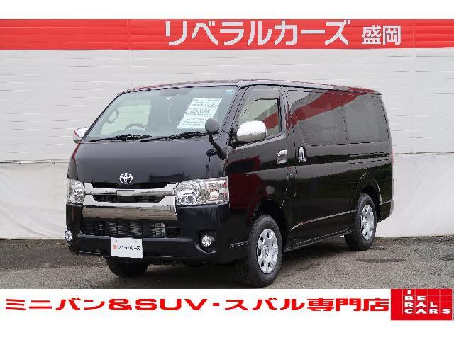 トヨタ 4WD ダークプライムII 新品社外ナビ 届出済未使用車