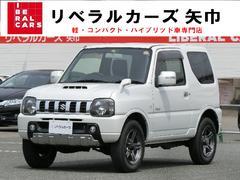 ジムニージムニーW 4WD クロスアドベンチャー 5MT ケンウッド