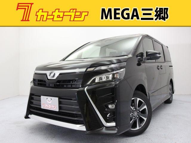 トヨタ ZS煌 新車未登録 セーフティセンス 両側電動 LEDライト