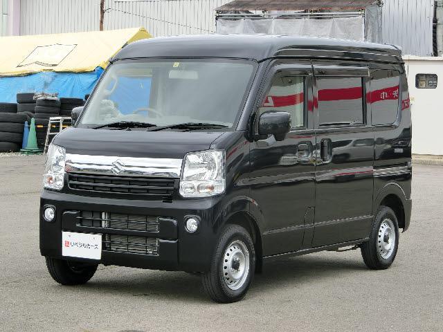 スズキ バン 4WD PC-LTD 5速マニュアル 純正CD
