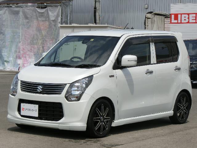 「スズキ」「ワゴンR」「コンパクトカー」「岩手県」の中古車