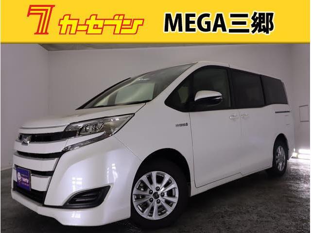 トヨタ ノア X 片側自動ドア スマートキーLEDライト 純正ア...