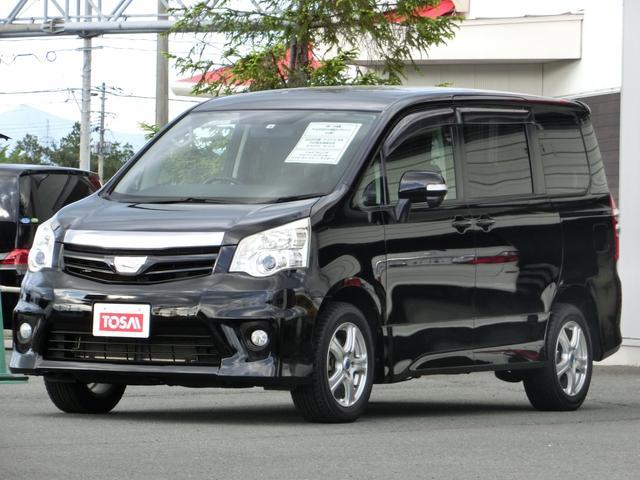 トヨタ ノア 4WD S 社外フルセグナビ ETC 社外16AW キ