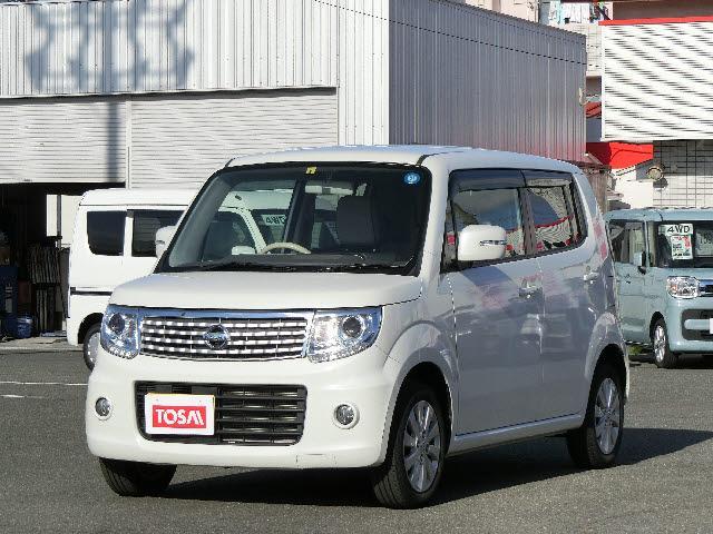 日産 4WD ドルチェ X FOUR 純正ディスプレイオーディオ