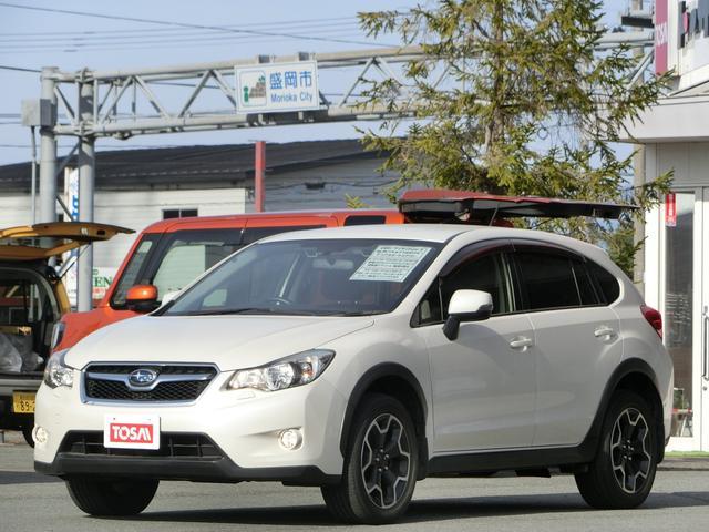 「スバル」「XV」「SUV・クロカン」「岩手県」の中古車