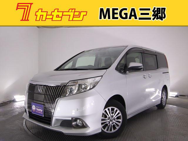トヨタ エスクァイア Gi 両側電動スライド スマートキー LEDライト ETC
