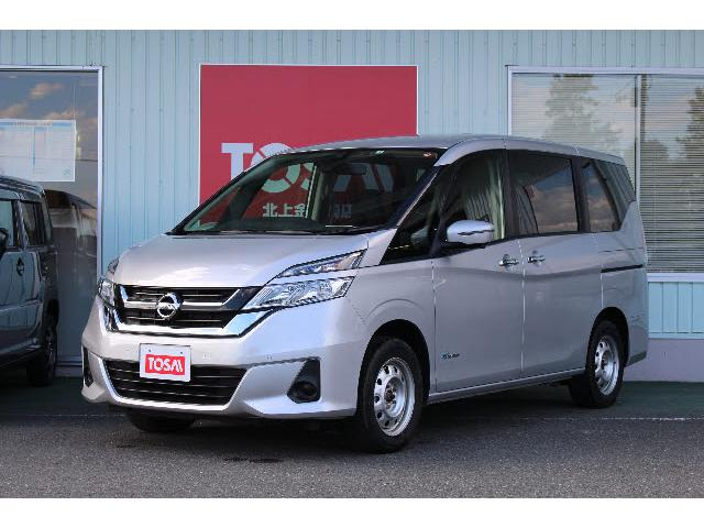 セレナ(日産) X Vセレクション 中古車画像