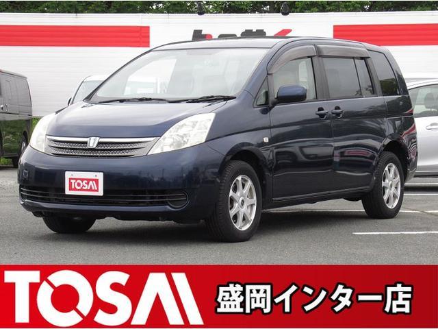 トヨタ アイシス L 4WD DVDナビ DVD再生 片側電動スライド フルセグ