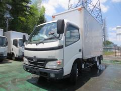 ダイナトラックアルミバン 2t標準セミロング垂直PG・AT