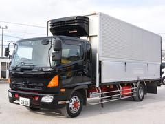 ヒノレンジャー冷蔵・冷凍車 冷凍ウイング BDG−FE