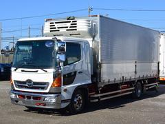 ヒノレンジャー冷蔵・冷凍車 冷凍ウイング ADG−FD