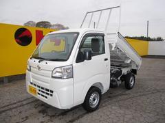 ハイゼットトラック軽商用車 ハイゼットT ローダンプ 4WD 5F