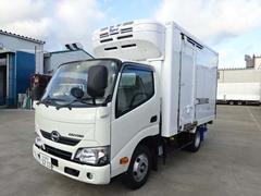 デュトロ冷蔵・冷凍車 2t標準ショート 冷凍車