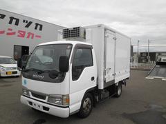 エルフトラック冷蔵・冷凍車