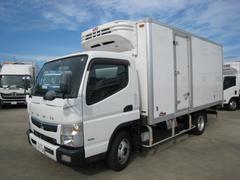 キャンター冷蔵・冷凍車 3t ワイドロング 冷凍車