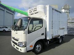 デュトロ冷蔵・冷凍車 2t 標準ショート冷凍車