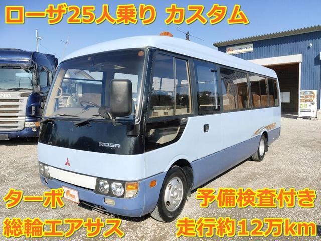 Photo of MITSUBISHI_FUSO ROSA  / used MITSUBISHI_FUSO