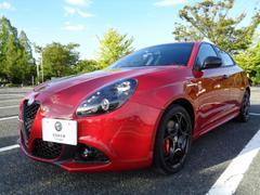 アルファロメオ ジュリエッタヴェローチェ1750TBI 新車保証継承 黒レザー 純正ナビ