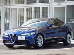アルファロメオ ジュリア2.2ターボディーゼル スーパー 新車保証継承 ベージュ革