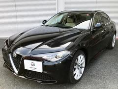 アルファロメオ ジュリア2.2ターボディーゼルスーパー 新車保証継承 ベージュレザー
