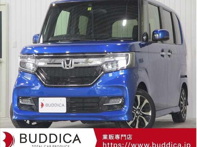 ホンダ N-BOXカスタム G・EXホンダセンシング カスタム G・EX Honda SENSING シーケンシャルウインカー