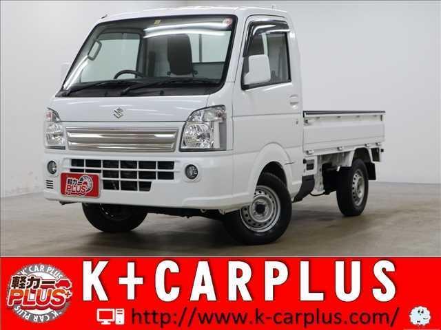 スズキ KX エアコン パワステ パワーウインドウ 4WD 荷台作業灯 フォグライト 三方開 エアバッグ Hライトレベライザー