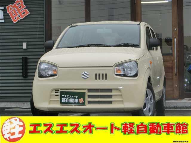 スズキ L CDプレーヤー付 届出済未使用車