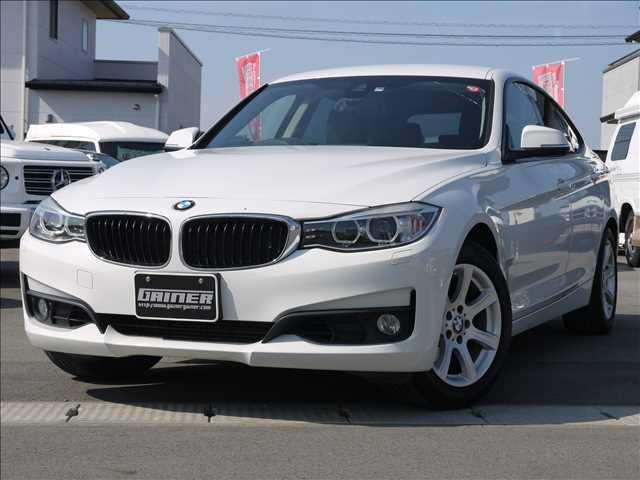 BMW 3シリーズ 320iグランツーリスモ Standard RHD 右ハンドル ディーラー車 禁煙 HDDナビTV バックモニター スマートキー パワーバックドア パワーシート 17inアルミ