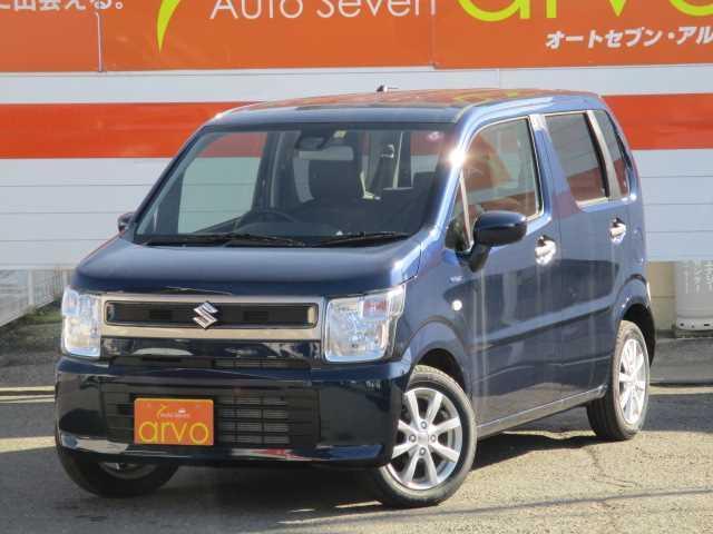 スズキ ハイブリッドFX リミテッド 4WD/25th記念車/セーフティパッケージ/プッシュスタート/前列シートヒーター