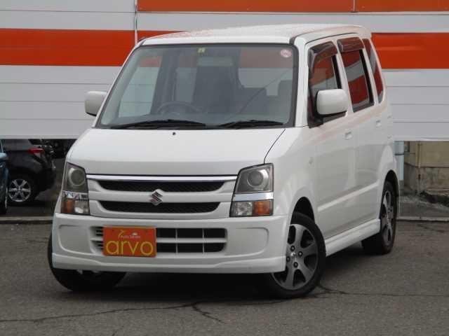 スズキ FX-Sリミテッド 4WD/スマートキー/ベンチシート/CD