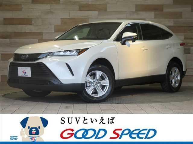 「トヨタ」「ハリアー」「SUV・クロカン」「岐阜県」の中古車