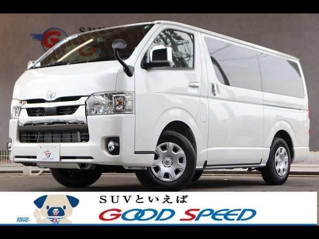 トヨタ スーパーGL ダークプライムII 両側電動スライドドア バックカメラ 寒冷地 ハーフレザーシート スマートキー LEDヘッドライト プッシュスタート ステアリングリモコン ウッドコンビハンドル