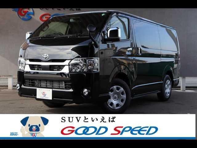 トヨタ スーパーGL ダークプライムII 新車未登録 両側電動スライドドア バックカメラ 寒冷地 AC100V LEDヘッドライト トヨタセーフティーセンス オートハイビーム スマートキー プッシュスタート