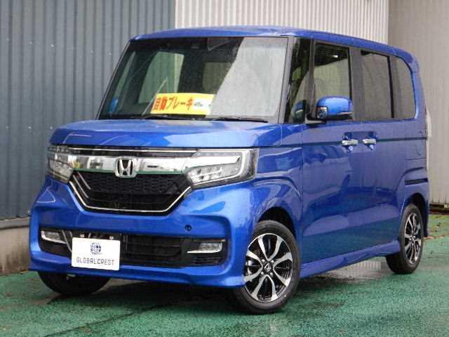 ホンダ N-BOXカスタム カスタム G・L ホンダセンシング(8型ナビ)