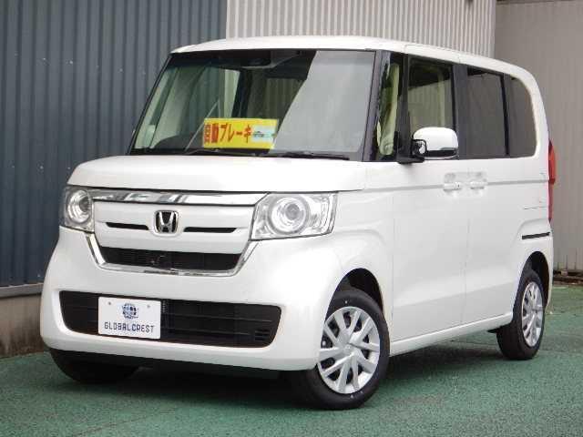 ホンダ N-BOX G・Lホンダセンシング 4WD(8型ナビ)