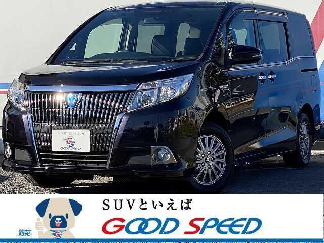 トヨタ ハイブリッドGi SDナビTV バックカメラ ETC 両側電動スライドドア 合皮ブラックレザーシート シートヒーター LEDヘッド スマートキー 置くだけ充電 フォグランプ クルーズコントロール