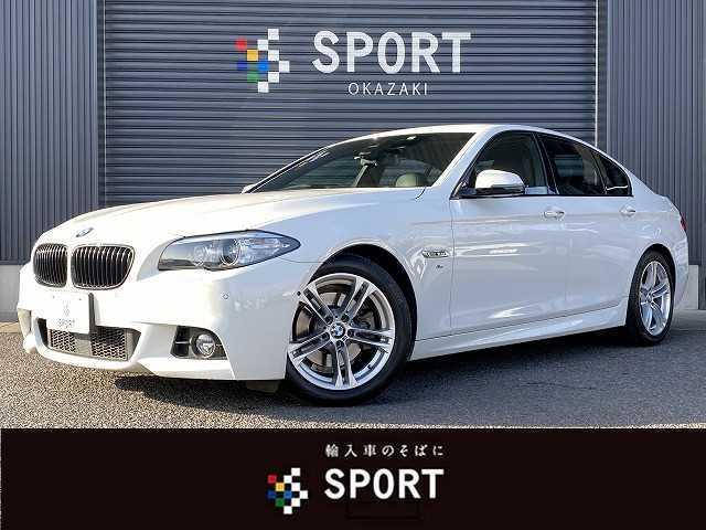 BMW 523d Mスポーツ 後期 アクティブクルーズ インテリセーフ 黒革シート シートヒーター・メモリー 純正HDDナビ フルセグ バックカメラ コンフォートアクセス HIDヘッドライト ETC 純正アルミホイール