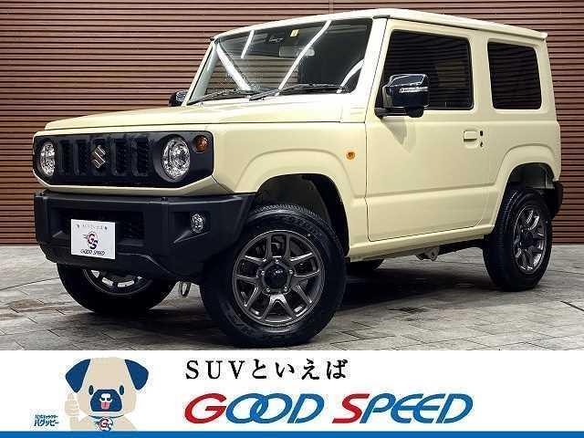 スズキ XC スズキセーフティーサポート LEDヘッドライト クルーズコントロール スマートキー 4WD シートヒーター プッシュスタート 純正16インチAW 背面タイヤ
