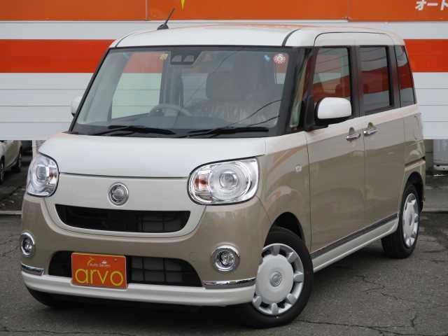 ダイハツ Gメイクアップリミテッド SAIII 届出済み未使用車/SAIII/4WD/両側電動スライドドア