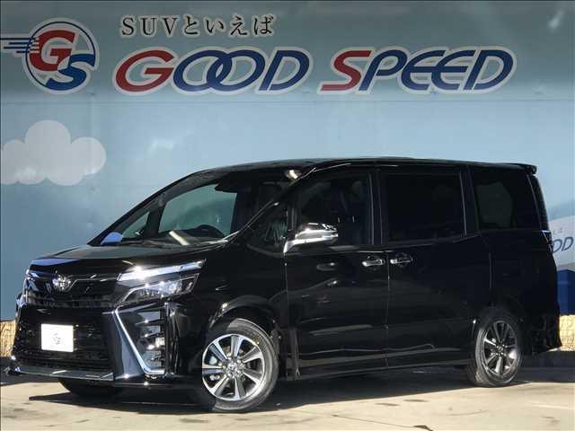 トヨタ ZS 煌III 新車未登録 両側パワスラ 衝突軽減 クルコン LEDヘッドライト レーンキープ アイドリングストップ