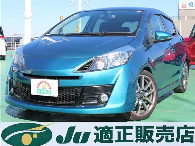 トヨタ RS G's 5速マニュアル/メモリーナビ/ETC2.0/ドラレコ/禁煙車/